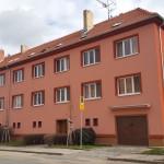 Zateplení 5 sousedních domů v Mikulově, ulici 22. dubna
