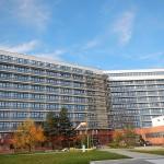 Zateplení nemocnice Znojmo