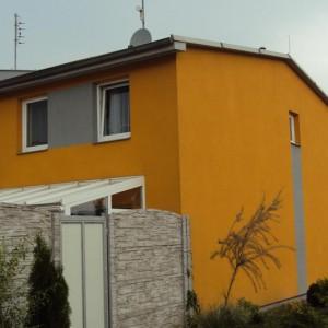 Zateplené rodinné domy