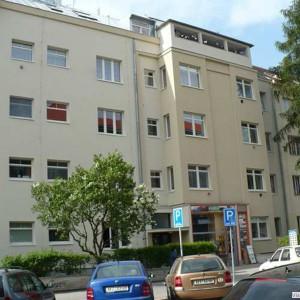 Zateplené bytové domy
