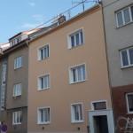Revitalizace bytového domu Brno