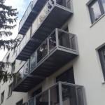 Osadili jsme nové balkony