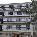 Panelový dům po rekonstrukci