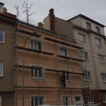 Rekonstrukce bytového domu Brno