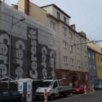 Začátek revitalizace domu v Brně