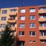 Bytový dům po revitalizaci
