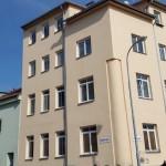 Původní stav bytového domu