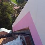 Dům jsme zateplovali polystyrenem o tl. 140 mm