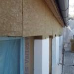 Na zateplení domu jsme použili polystyren i minerální vatu